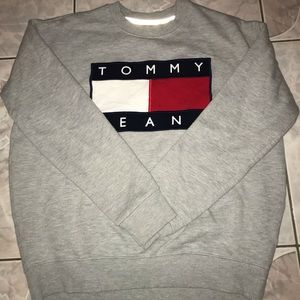 Tommy Jeans Box Logo Sweatshirt